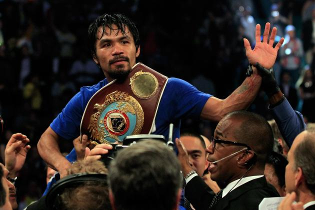 Manny Pacquiao: 5 Reasons It's Time for Him to Retire After Tim Bradley Fight