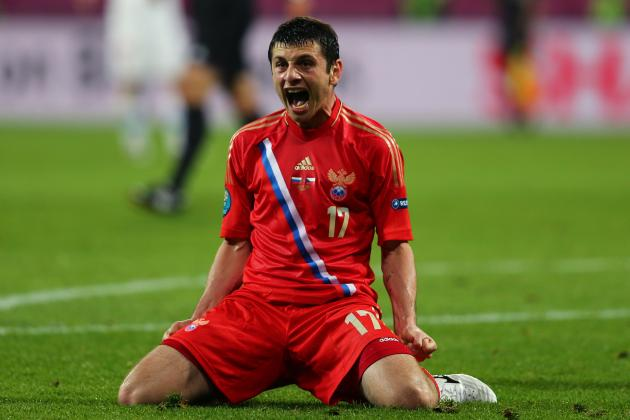 Euro 2012 Analysis: Russia Blitz Czech Republic, What It All Means for Group