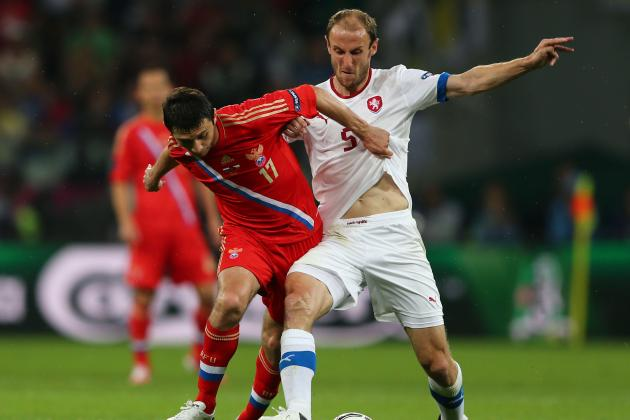 Russia vs. Czech Republic: 6 Things We Learned