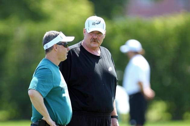 Predicting Two-Deep Philadelphia Eagles Depth Chart, Pre-Training Camp
