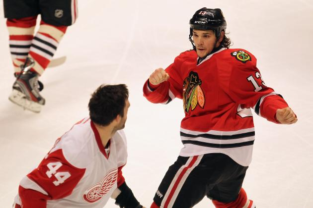 Chicago Blackhawks: 5 Adjustments Daniel Carcillo Must Make in 2012-13