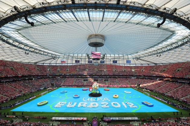 Euro 2012 Day 1: 5 Takeaways from Opening Day