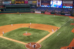 Rays' Recent Success Hasn't Translated into Higher Attendance Numbers