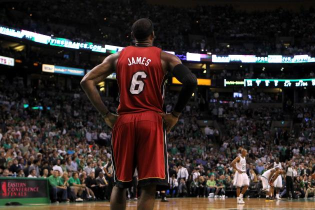 The Top 5 Impact Performers of the 2012 NBA Playoffs