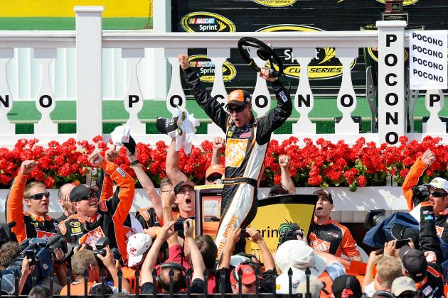 10 Best and Worst Lessons We Learned at the Pocono 400