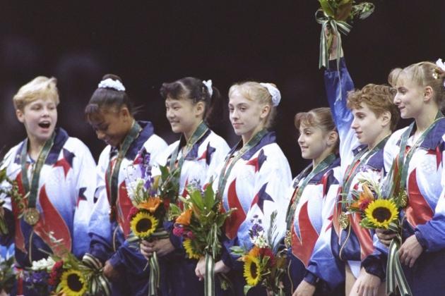 London 2012: YouTube Videos of the 10 Best Tricks in Women's Gymnastics