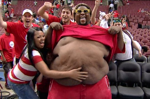 The 21 Most Distracting Fans in Sports