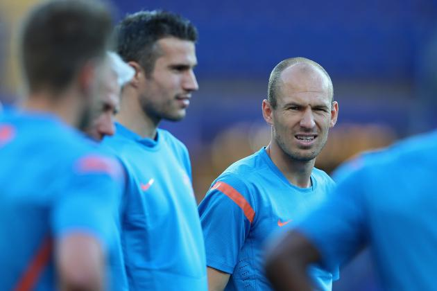 EURO 2012: 6 Very Bold Predictions for Netherlands' Tournament