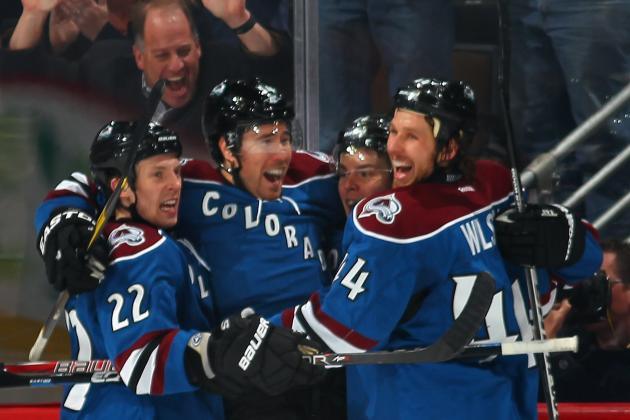 Colorado Avalanche: Reaction to the Avs' Free-Agent Signings Thus Far
