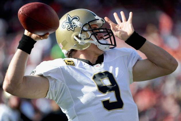 5 New Orleans Saints Who Could Help Team Sign Drew Brees