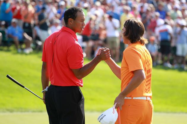 US Open Field 2012: Latest Vegas Numbers for US Open Contenders