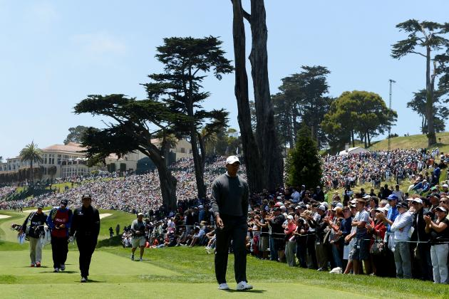 US Open Golf 2012: Where Best Golfers Will Finish