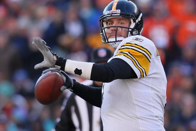Ben Roethlisberger and 5 Other Pittsburgh Steelers Who Need to Step Up in 2012