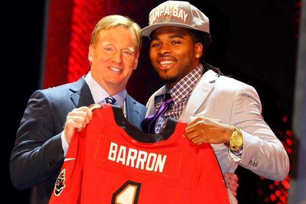 Tampa Bay Buccaneers: How 2012 Rookie Class Can Shake Up the NFC South