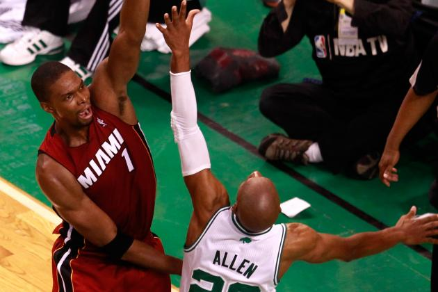 NBA Playoffs 2012: Why Nothing Makes Sense in Boston-Miami Series