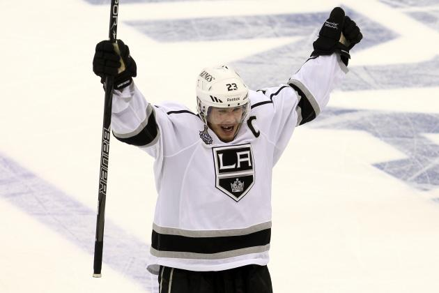 Stanley Cup Finals 2012: Dustin Brown and Other Kings to Watch in Game 5