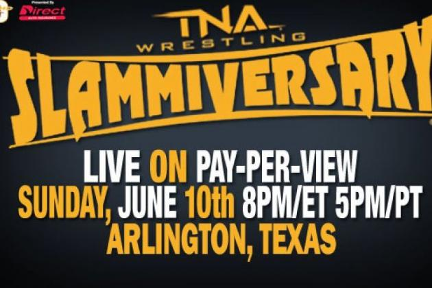 TNA Wrestling: Slammiversary X Preview