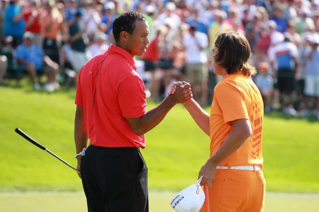 US Open Favorites 2012: Hottest Golfers Heading into the Tournament