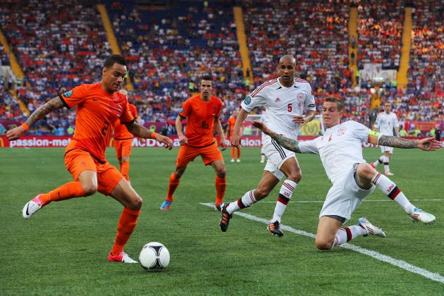 Netherlands vs. Denmark: 10 Things We Learned from Euro 2012 Group B Showdown