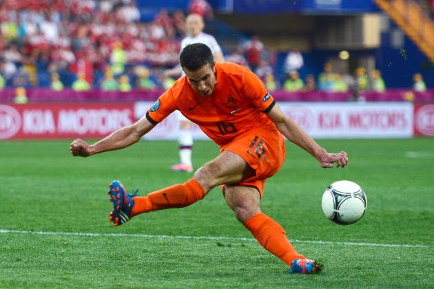 Euro 2012: Rating the Dutch Players in the Netherlands V. Denmark Group B Game