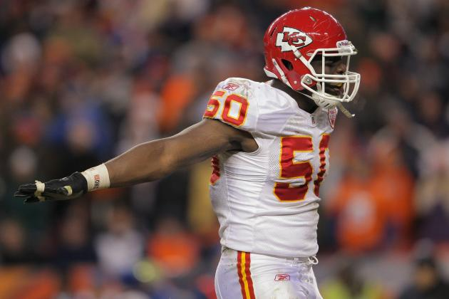 Kansas City Chiefs: 5 Players Who Could Make Their First Pro Bowl in 2012