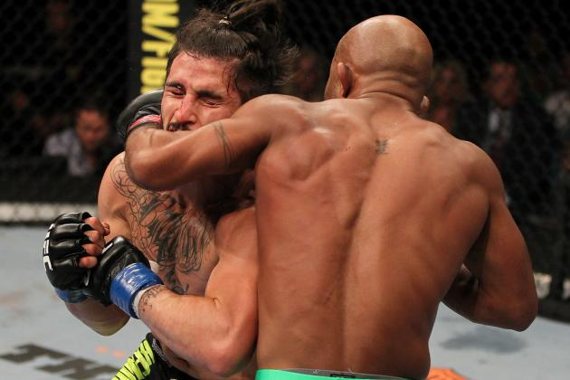 UFC on FX 3 Johnson vs. McCall Results: The 10 Most Memorable Moments