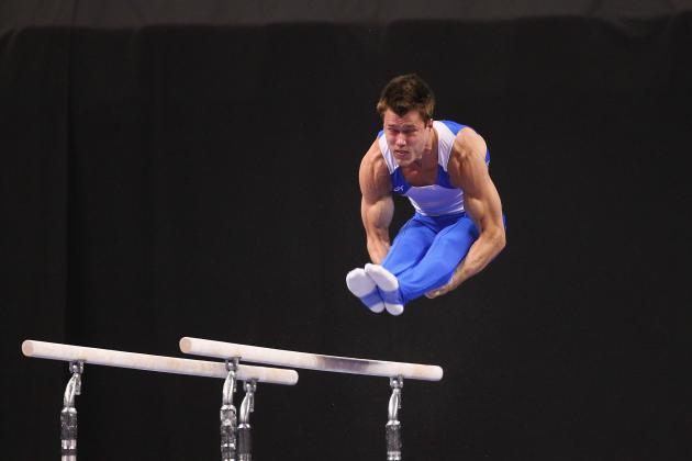 2012 Olympics: 5 Things Visa Championships Revealed About US Men's Gymnastics
