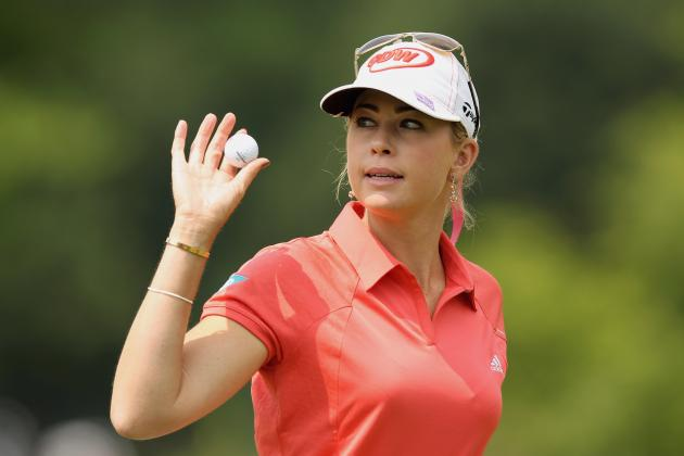 LPGA Championship 2012 Leaderboard: Paula Creamer and 5 Players Who Could Win