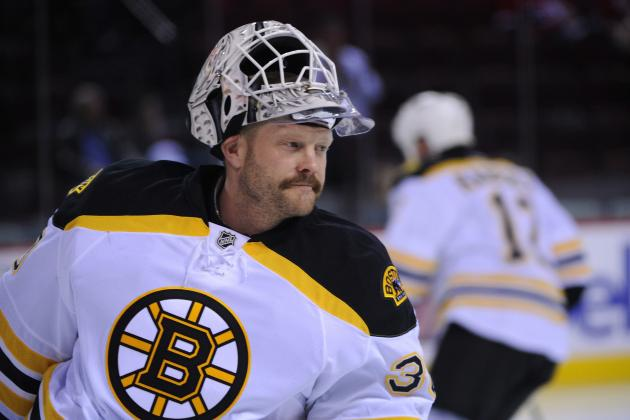 Tim Thomas and the 25 Biggest Head-Cases in the NHL
