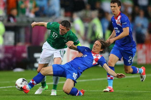 Republic of Ireland vs. Croatia: 6 Things We Learned from Euro 2012 Group C Game