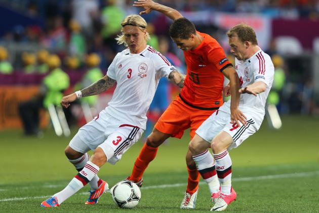 Euro 2012 Day 2 Wrap: Dutch Stunned, Germans Survive, Fan Trouble