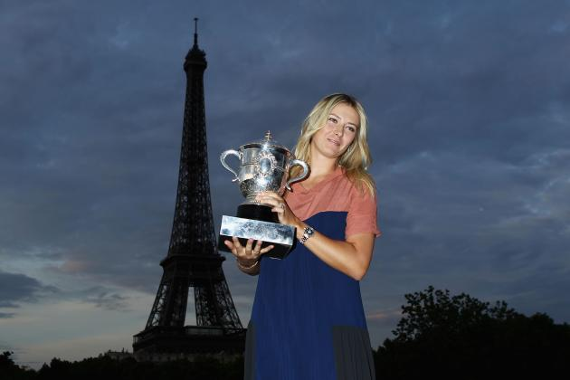 French Open 2012: 5 Reasons Maria Sharapova Will Win Gold in Olympics