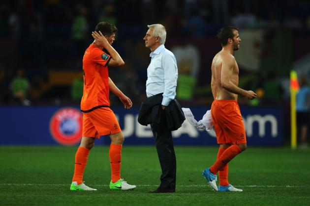 Euro 2012: Robin Van Persie and Others to Blame for Holland's Shocking Defeat