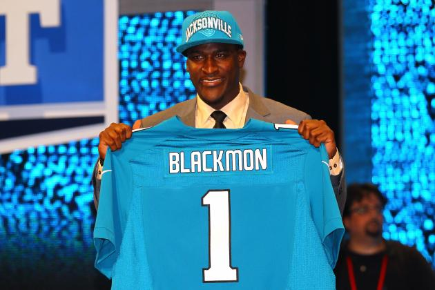 5 NFL Rookies That Will Fall Flat on Their Faces in Year 1