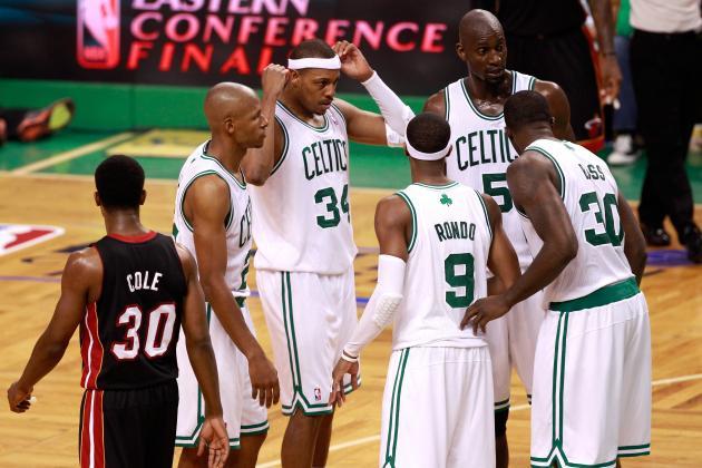 NBA Draft 2012: Allen, Garnett Free Agents; 6 Keys to Boston Celtics Offseason