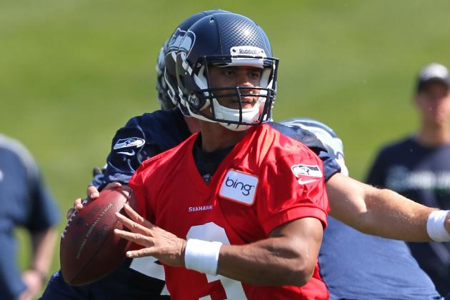 Handicapping the Seattle Seahawks' Quarterback Competition