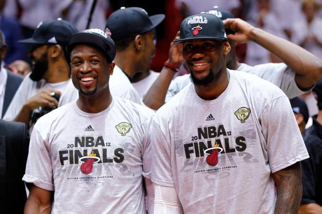 NBA Playoffs 2012: Reasons Heat Will Dominate the Finals