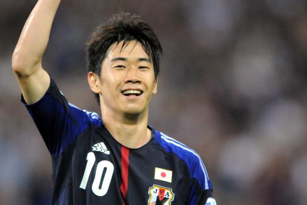 Manchester United: How Shinji Kagawa Could Trigger a New Dawn at Old Trafford