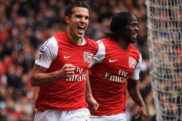 Arsenal FC: 5 Alternatives If Robin Van Persie Leaves