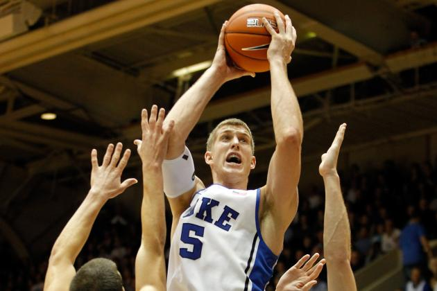 Duke Basketball:  2012-13 Projected Statistics for Key Players