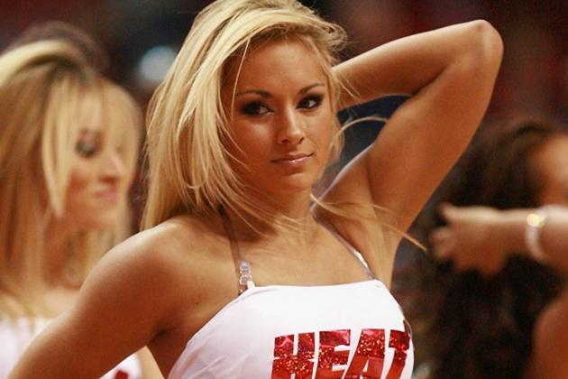 NBA Finals Dance Team Showdown: Thunder vs. Heat