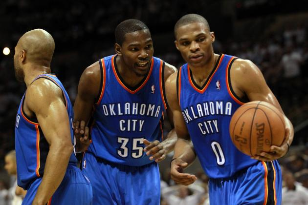 NBA Playoffs: 4 Thunder Players That Will Make a Difference Outside Hyped Stars