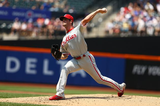 MLB Trade Deadline: Why the Philadelphia Phillies Should Trade Cole Hamels