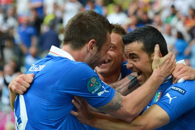 Euro 2012: 5 Conclusions on Spain 1, Italy 1