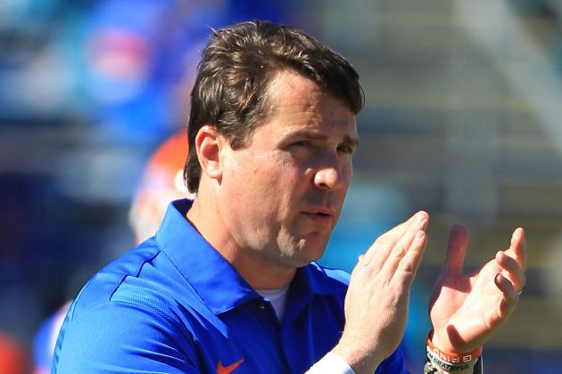 Florida Football: What Needs to Break Right for Gators to Win SEC East