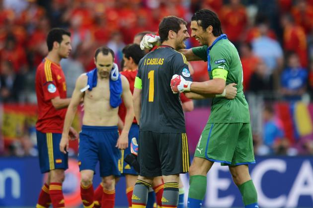 Euro 2012 Day 3: 5 Takeaways from Group C Round 1