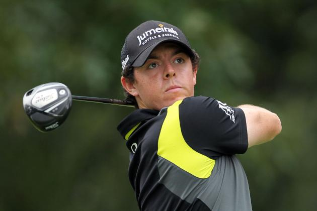 U.S. Open Golf Predictions 2012: Rory McIlroy and Favorites That Will Contend