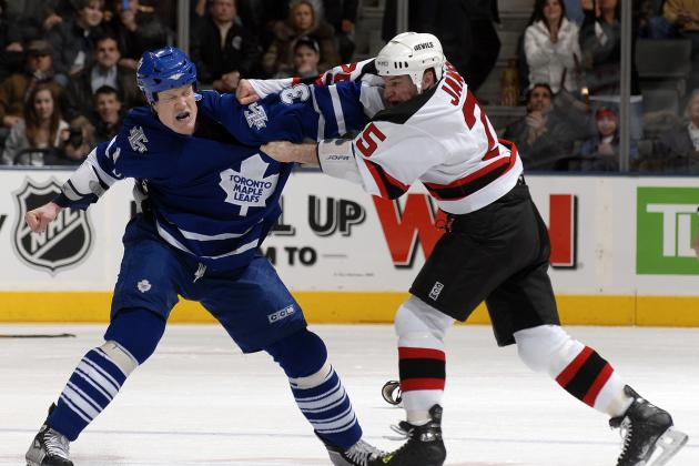 Getting Bigger, Getting Tougher: Future Toronto Maple Leafs 2012 UFA Signings