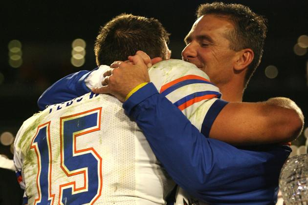 Florida Football: Ranking the Gators' Top 10 Seasons of All Time