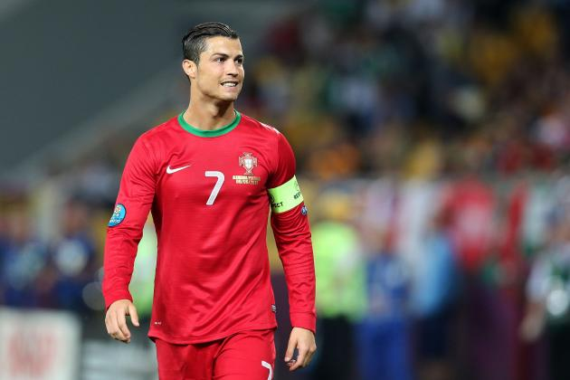 Cristiano Ronaldo and 4 Other Athletes Who No Longer Need Agents
